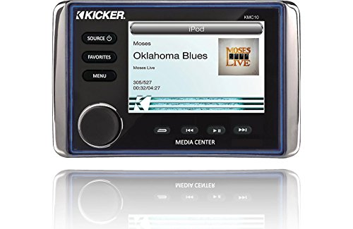Kicker KMC10 All-in-One Media Center