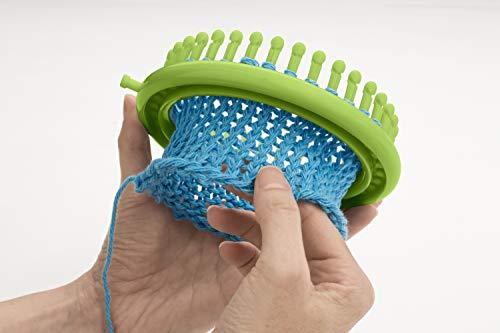 Boye Small Round Knitting Loom, Green