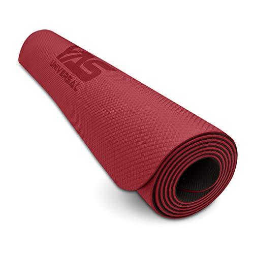 YASUniversal Yoga Mat - Textured Non Slip Surface,...