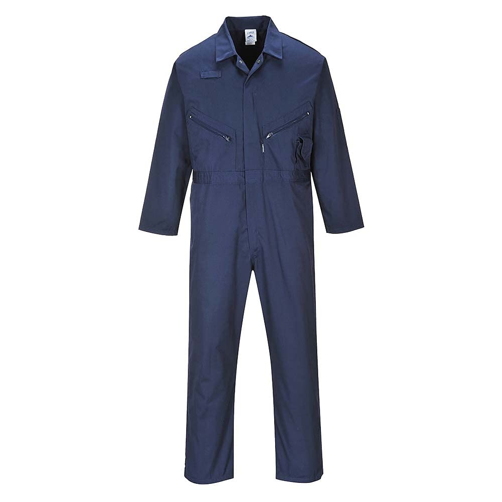 Luxury goods Portwest C813NARM Super beauty product restock quality top Liverpool Zipper Medium Boilersuit Coverall