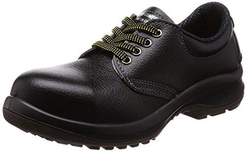 [ミドリ安全] 静電安全靴 JIS規格 女性用 短靴 プレミアムコンフォート LPM210静電 ブラック 22.5 cm 3E