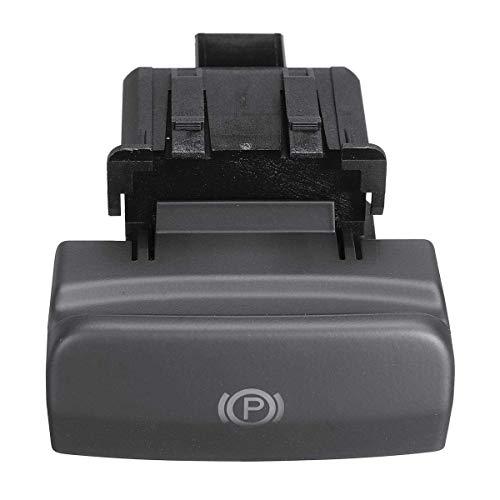 Suncolor8 Kompatibel Autos galvanische Handbremse Handbremssteuerschalter für Peugeot 3008/5008 470706 Aussicht