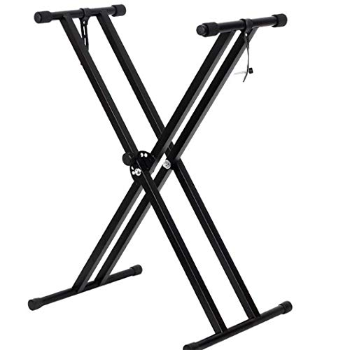 MultiWare Keyboard Stand Double Braced Electronic Piano X Frame Electronic...