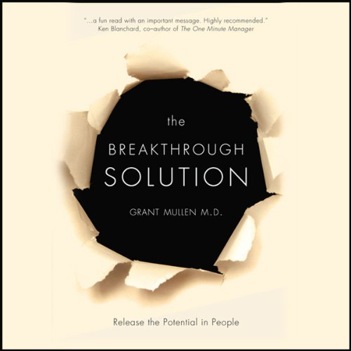 The Breakthrough Solution audiobook cover art