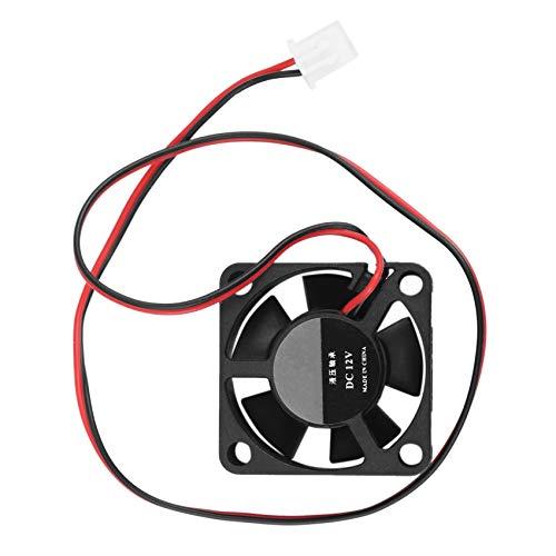 Gesh 3010S 12V 30 * 30 * 10mm Ventilador de refrigeración ultra pequeño sin escobillas para impresora 3D