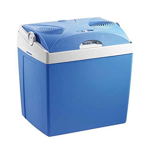 DOMETIC Waeco 9103500777 Thermobox Mobicool V26 25-Liter 12/230V, Blue
