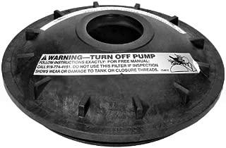 Pentair 154575 8-1/2-Inch Closure Replacement Triton Pool and Spa Fiberglass Sand Filter