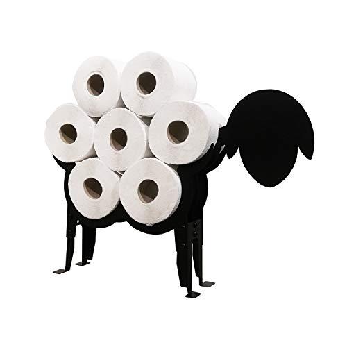 prima terra Toilettenpapier Regal WC-Papier Ablage Schaf Mimi
