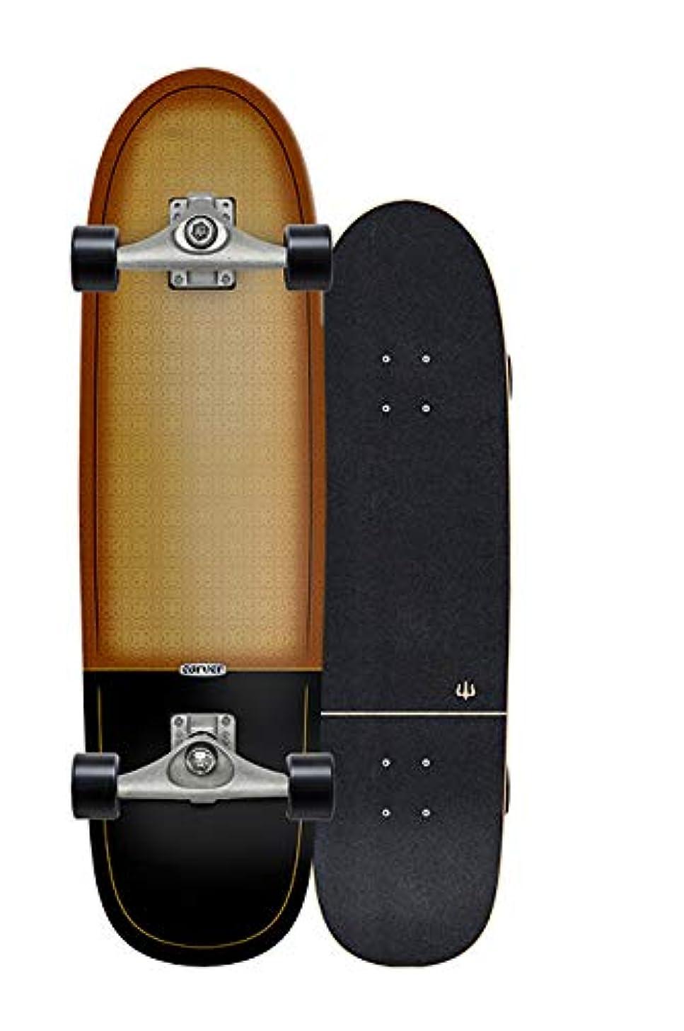 毒絶対のイタリックCARVER(カーバー)スケートボード 日本正規品 BELAIR ベルエア 32.25インチ  C5トラックコンプリート