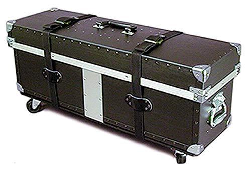 CANOPUS スタンド用ファイバーケース 27x100x40 キャスター付