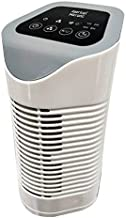 AMERICAN MICRONIC -AMI-AP1-22Dx- Air purifier with HEPA filter, Activated Carbon filter and Ionizer (Ivory & Grey)