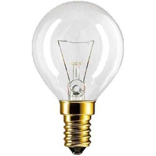 Philips Tropfenlampe ball 40W E14 OVEN P45x78 Backofenlampe 300°C