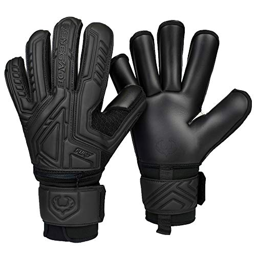 Renegade GK Fury Goalie Gloves with Microbe-Guard
