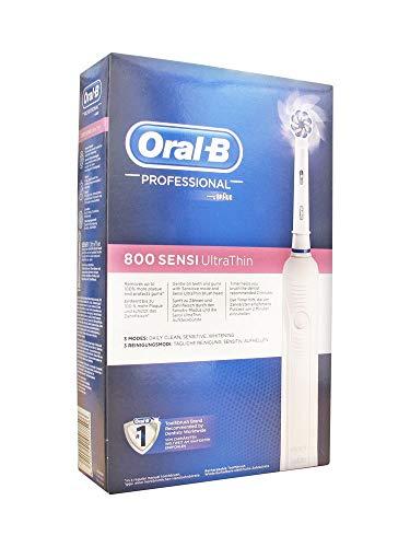 Braun Oral-B Professional 800 - Cepillo de dientes eléctrico
