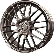 ENKEI - ekm3 - 18 Inch Rim x 8 - (5x4.5) Offset (40) Wheel Finish - hyper silver polished