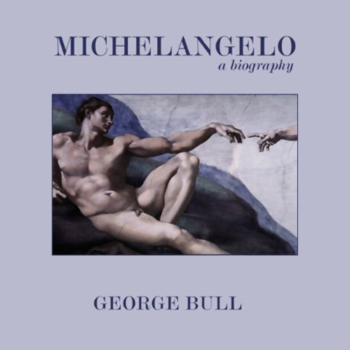 Michelangelo audiobook cover art
