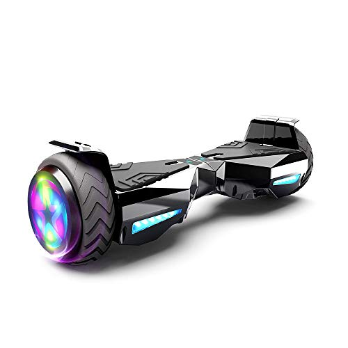 HOVERSTAR Hoverboard Certified HS2.0 Flash Wheel with LED Light Self Balancing Wheel...