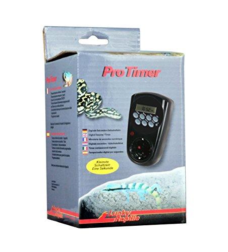 Lucky Reptile ET-2 Pro Timer, Digitale Zeitschaltuhr, Sekundenzeitschaltuhr