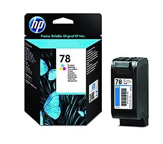 HP C6578D 78 Cartucho de Tinta Original, 1 unidad, tricolor (cian, magenta, amarillo) (B000051RMG) | Amazon price tracker / tracking, Amazon price history charts, Amazon price watches, Amazon price drop alerts