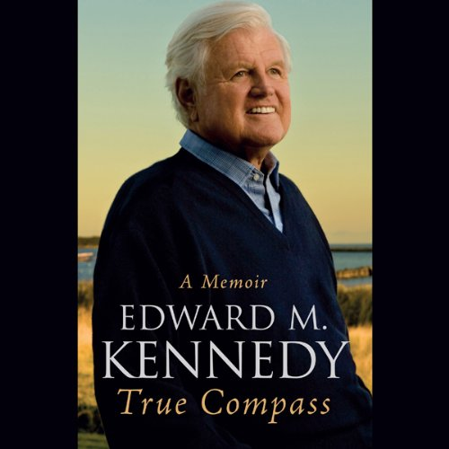 True Compass audiobook cover art