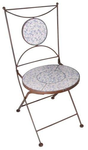 esschert Fallen Fruits Chaise Chaise en céramique Multicoloured