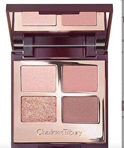 CHARLOTTE TILBURY The Pillow Talk Colour Coded Eye Shadow Luxury Palette BNIB…