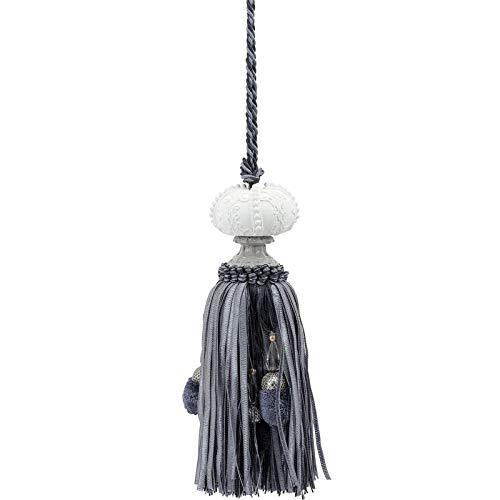 Mathilde M : Pompon Précieux à suspendre parfum Poudre de Riz Embrasse