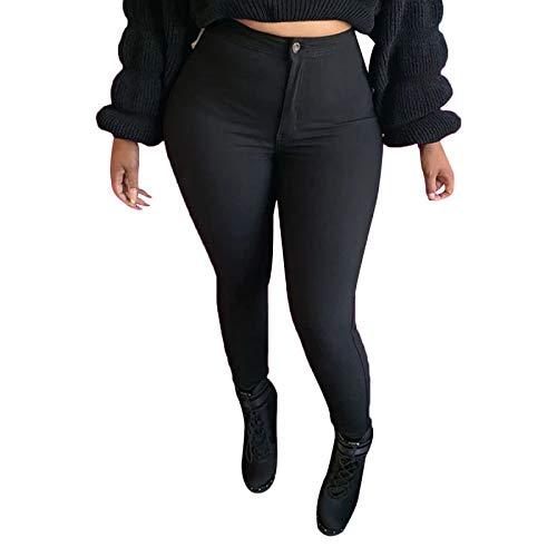 N\P Damen Damen Skinny High Waist Jeans...
