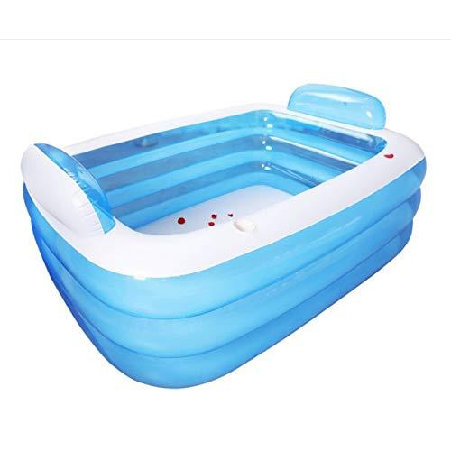Piscina para jardín al aire libre para adultos,familiar Piscina Titular de la Copa MIT, Centro de natación Salón Familiar Piscina inflable, juego rápido para la fiesta de verano. Piscinas desm