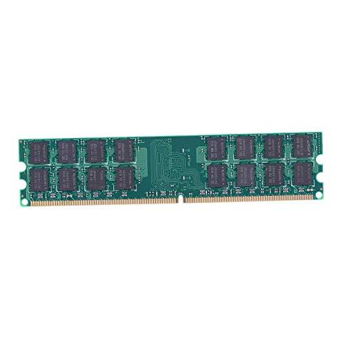LKK-KK DDR2 de 4 GB Memoria RAM de 1,5 V 800MHZ PC2-6400 240 pines DIMM sin memoria intermedia de escritorio que no son ECC Compatible with la placa madre de escritorio