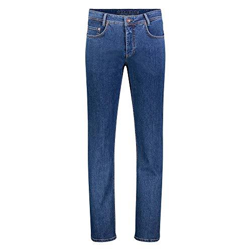 MAC Jeans Herren Arne Jeans, H510 Blue Light Used, 32/30