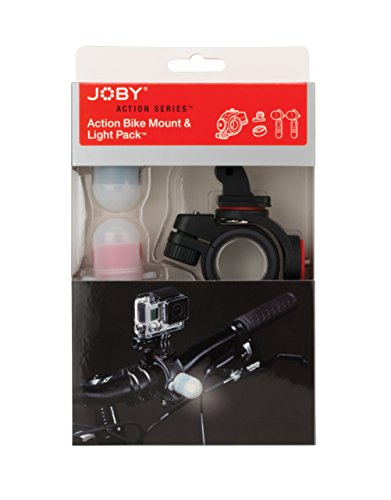 JOBY Bike Mount & Light Pack per...