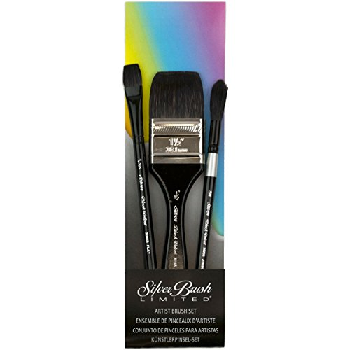 Black Velvet Watercolor Plein Air Set 3Pcs-