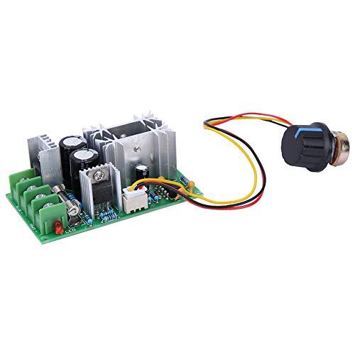 Regulador de gobernador sensible 20A DC 77x45x28mm Placa de controlador de velocidad del motor para controlar