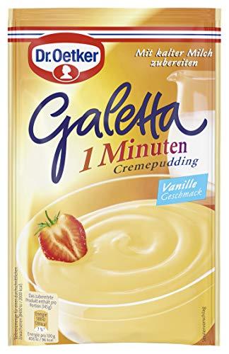 Dr. Oetker Galetta Vanille-Geschmack, 80 g