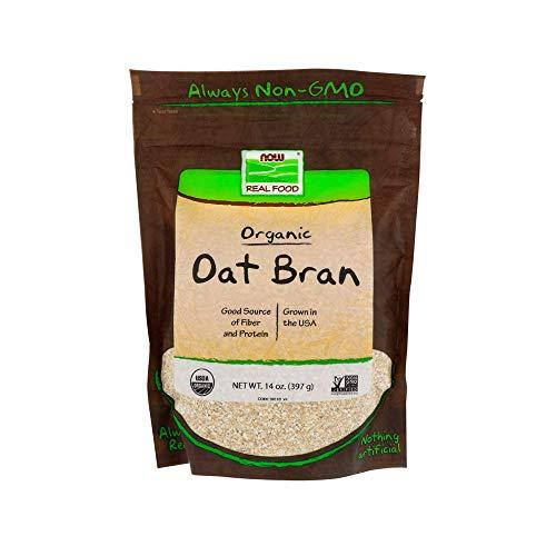 海外直送品Oat Bran, 14 oz by Now Foods