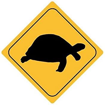 Vorcool Turtle Schildkröte Aufkleber Selbstklebende Autotattoo Auto