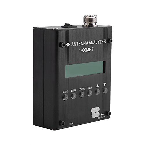 Medidor de analizador de antena digital MR300, analizador de antena de onda...