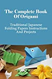 The Complete Book Of Origami: Traditional Japanese Folding Papers Instructions And Projects: What Paper Colors Should Be Used For Origami Folding (English Edition)