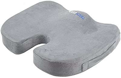 Techege Orthopedic Comfort Foam Grade A Coccyx Tailbone Backpain Comfortable Cushion