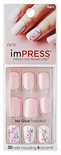 Impress Press-On Manicure Lucky Review