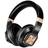 Active Noise Cancelling Bluetooth Headphones, Multipoint, Comfort and Foldable Headset for 30H...