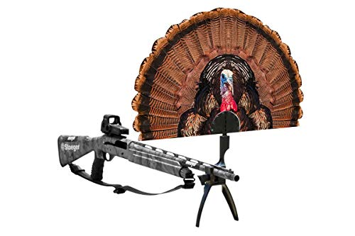 MOJO Outdoors Tail Chaser Max - Turkey Hunting Decoy- Turkey Decoy Accessories, Model Number: HW2453