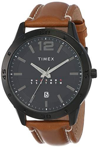 TIMEX Analog Black Men Watch TW000U934