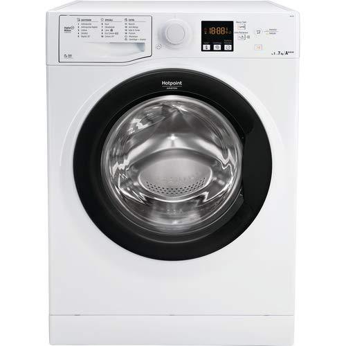 Hotpoint RSF 703 K IT lavatrice Libera installazione Caricamento frontale Bianco 7 kg 1000 Giri/min A+++