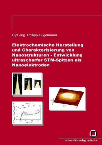 Elektrochemische Herstellung und Charakterisierung von Nanostrukturen