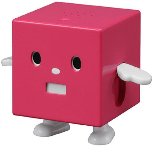Hide and Seek clock-chan Happy (Pink) (japan import)
