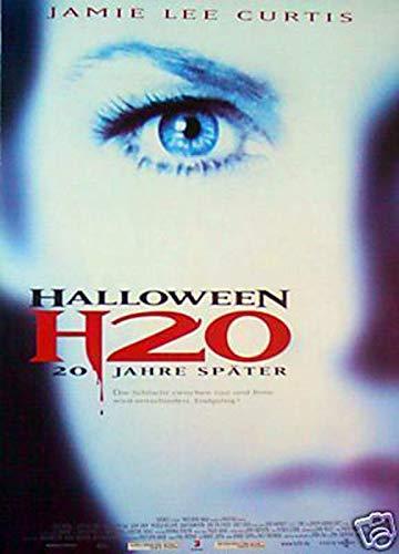 Halloween: H20 - Jamie Lee Curtis - Filmposter 120x80cm gerollt (2)