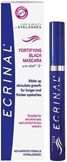 Ecrinal Mascara Fortificante para Cilios com ANP2 Noir 7ml