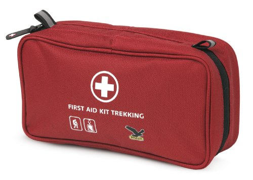 SALEWA Erstehilfeset First Aid Kit Trekking Tool, red, 00-0000002592